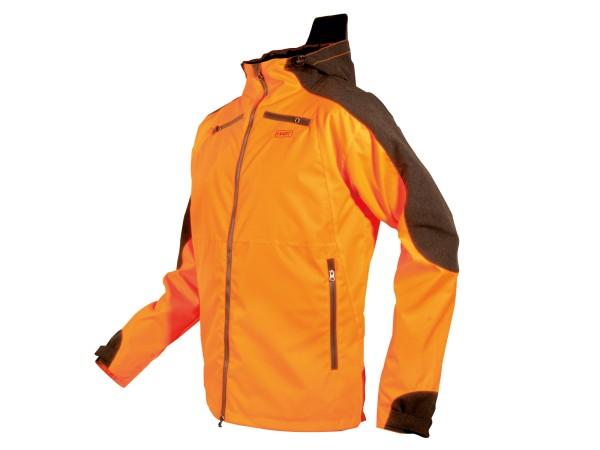 Hart Iron Xtreme Light-J Damenjacke (orange)