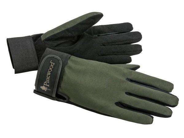 Pinewood Thüringen Handschuh (moosgrün/schwarz)