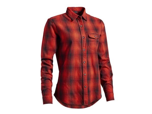 Northern Hunting Idunn Damenhemd (Rot)