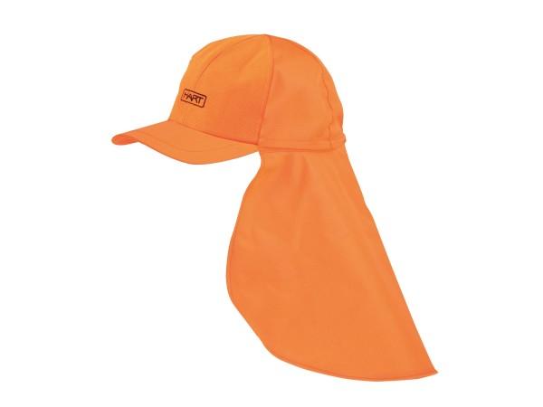 Hart Iron2-C Jagdkappe (orange)