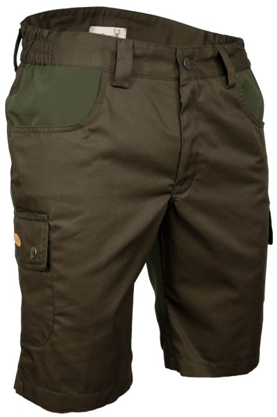 Hubertus Hydro Outdoor-Shorts stretch (oliv)
