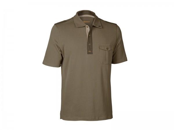 Blaser Polo Shirt (braun)