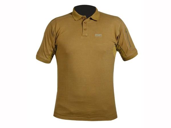 Hart Ivory Polo Shirt (braun)