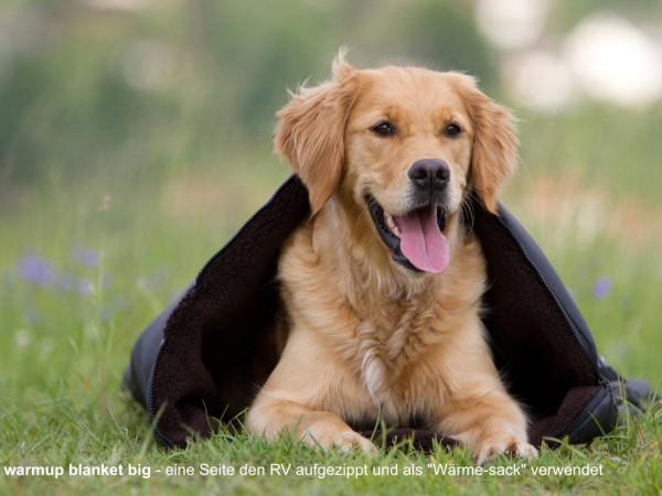 Actionfactory Hundematte Warmup Blanket Big