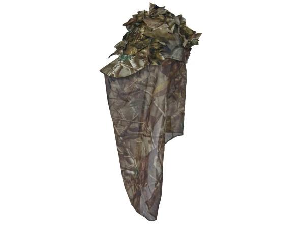 Skogen Basecap mit Moskitoschutz (camouflage)