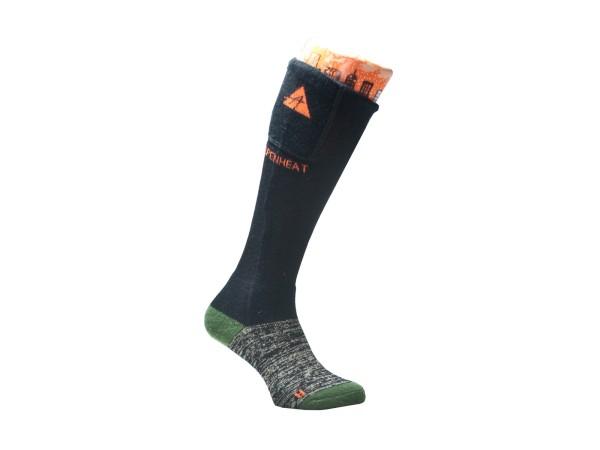 Alpenheat Beheizte Wollsocken Fire-Socks Wool (AJ27)