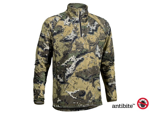 Swedteam Ridge Antibite M Sweater Half-zip (Desolve VEIL)