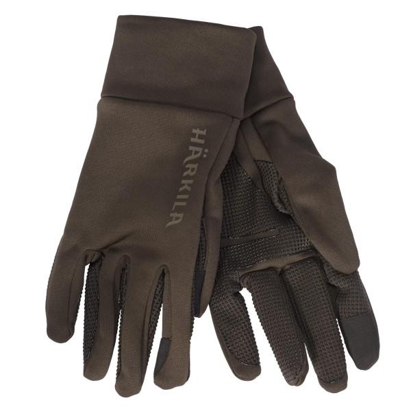 Härkila Power Stretch Handschuhe (brown)