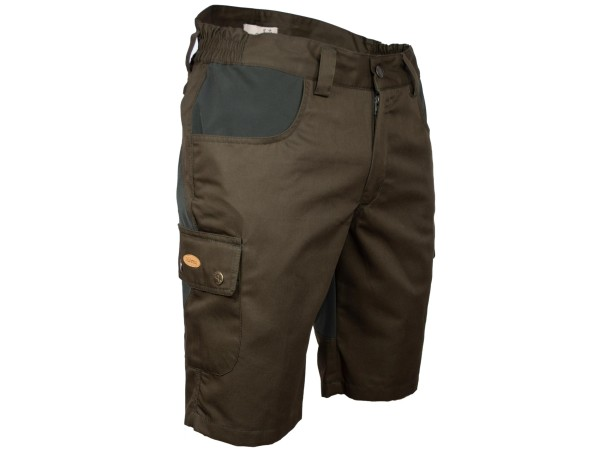 Hubertus Hydro Shorts Stretch (dunkeloliv)