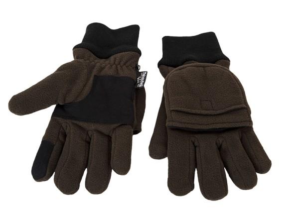 Fleece-Handschuhe Thinsulate (oliv)