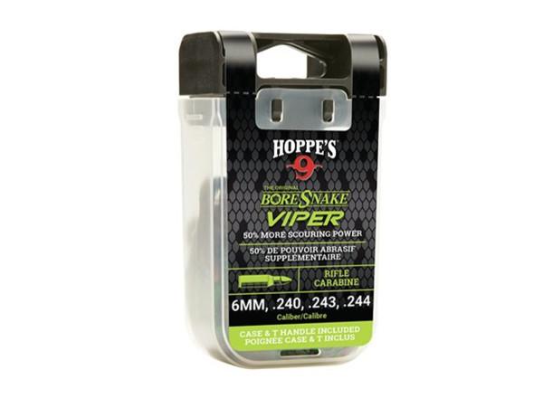 Hoppe's BoreSnake Viper DEN für Büchsen (inkl. Aufbewahrungsbox)
