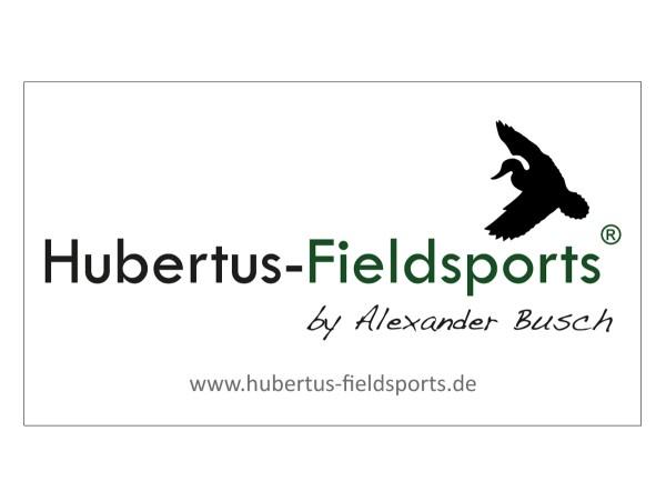 Aufkleber Hubertus-Fieldsports (transparent)