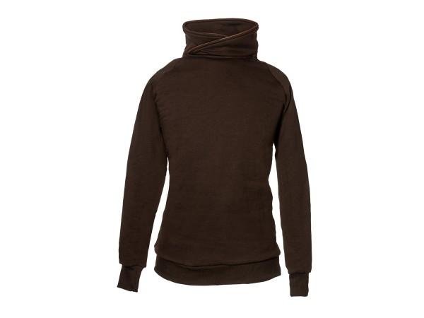 Camokönig Outdoorsweater (braun)