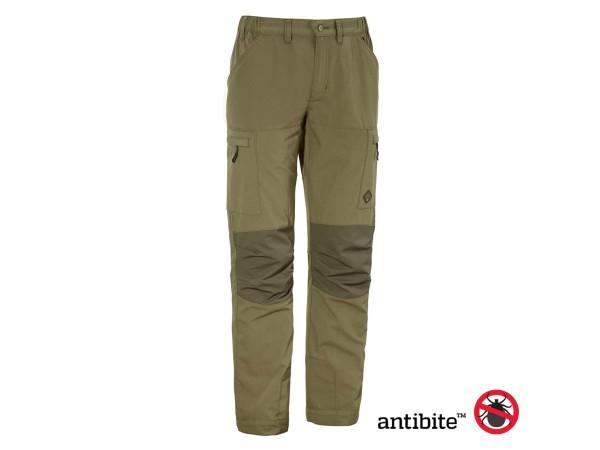 Swedteam Husky Antibite Pro M Jagdhose (Olive Green)