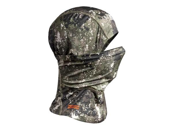 Northern Hunting Bue Gesichtsmaske (Tecl-Wood)