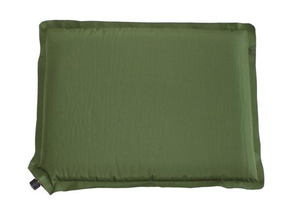 AKAH Sitzkissen selbstaufblasend (grün)