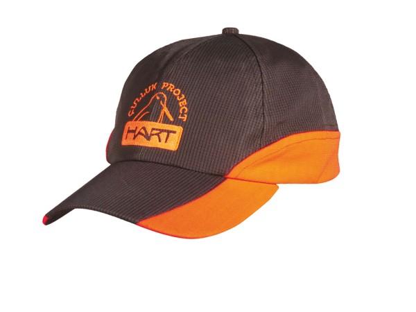 Hart Armotion Evo-C Jagdcap (orange/braun)
