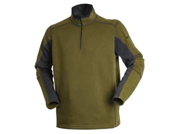 Ridgeline Trailtop Fleeceshirt (olive/grey)