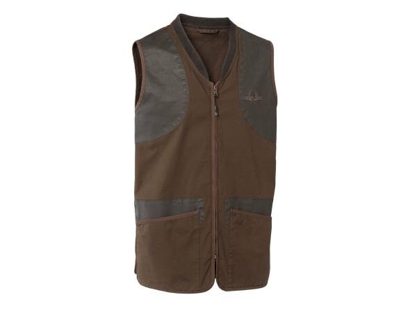 Chevalier Jagdweste Devon Shooting Vest (Braun)