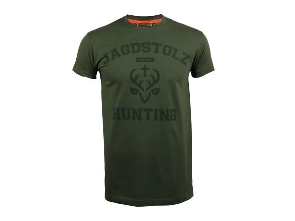 Jagdstolz T-Shirt College Green