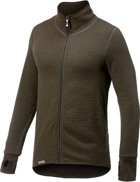 Woolpower Full Zip Jacket 600 (pine green)