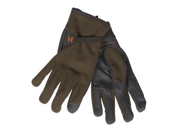 Härkila Wildboar Pro Handschuhe (Willow green/Shadow brown)