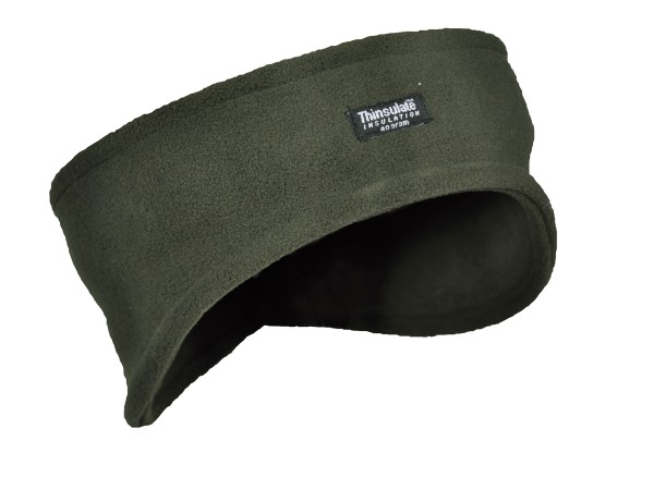 Skogen Stirnband (oliv)