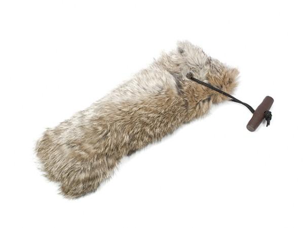 Mystique® Dummy Rabbit full fur 250g mit Fell
