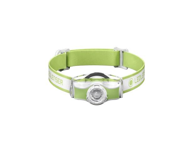 Ledlenser Kopflampe MH5 (grün)