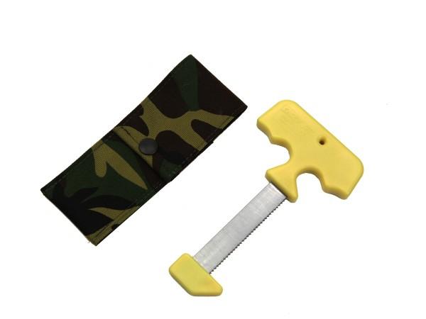 Aufbrechsäge Sagen Saw II 8,5cm (gelb)