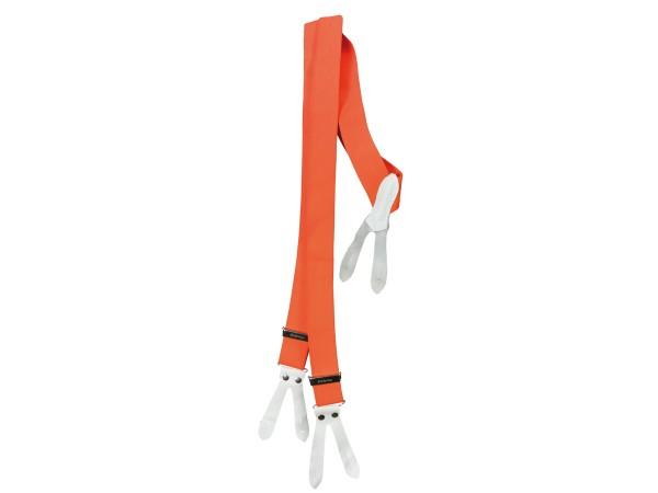 Hubertus Hosenträger Drückjagd 45mm/Patten (orange)