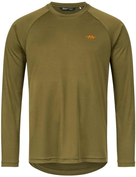 Blaser Funktions-Shirt Long Sleeve 21 (oliv)