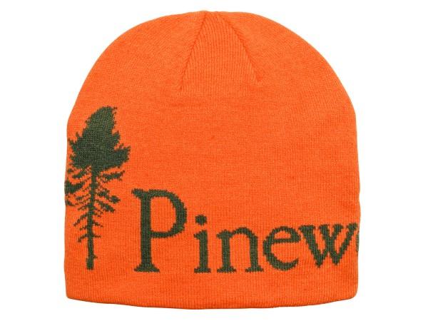 Pinewood Melange Mütze (Orange/Grün)