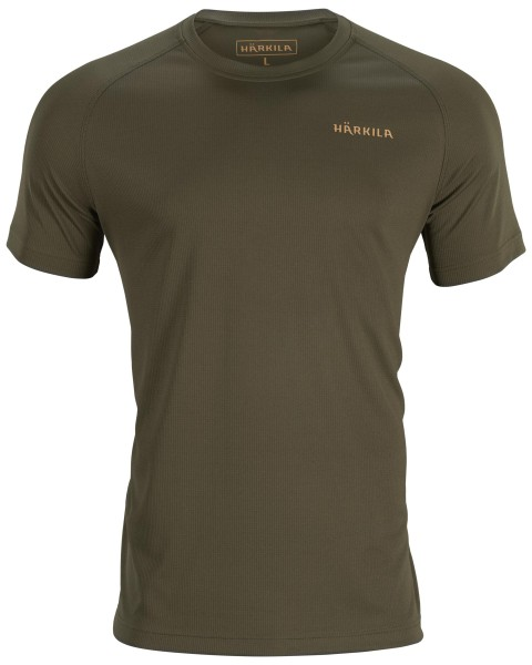 Härkila Trail T-Shirt (Willow green)