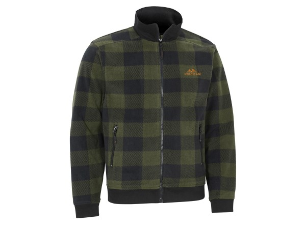 Swedteam Lynx M Sweater Full-zip (Hunting Green)