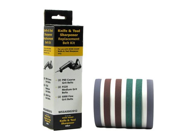 Schärbänder für den K&T Sharpener