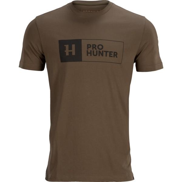 Härkila Pro Hunter T-Shirt (brown)