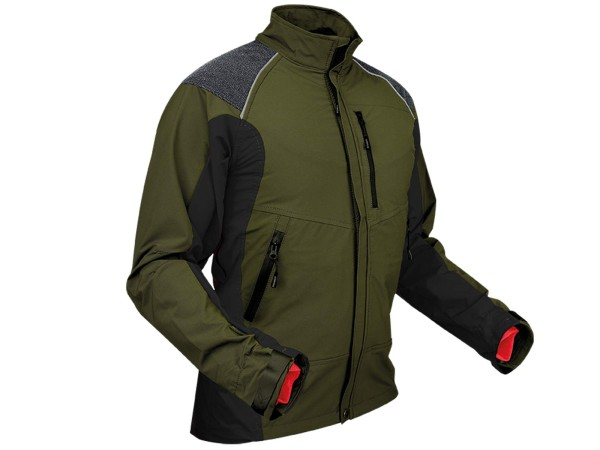 Pfanner Ventilation Jacke (grün-schwarz)