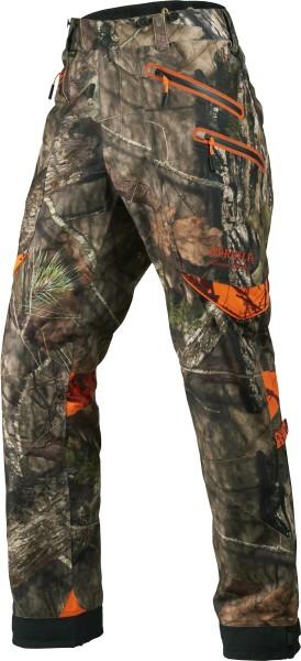Härkila Moose Hunter Jagdhose (Mossy Oak Orange Blaze Camo) - Einzelstück Gr. 46