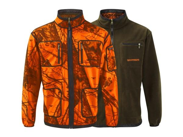 ShooterKing Mossy Blaze Orange Wendejacke