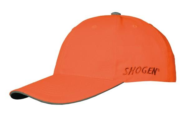 Skogen Basecap mit Logo-Stickerei (orange)