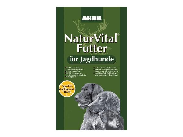 AKAH NaturVital Trockenfutter (14kg)