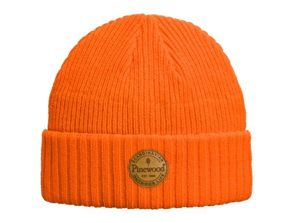 Pinewood Windy Strickmütze (orange)
