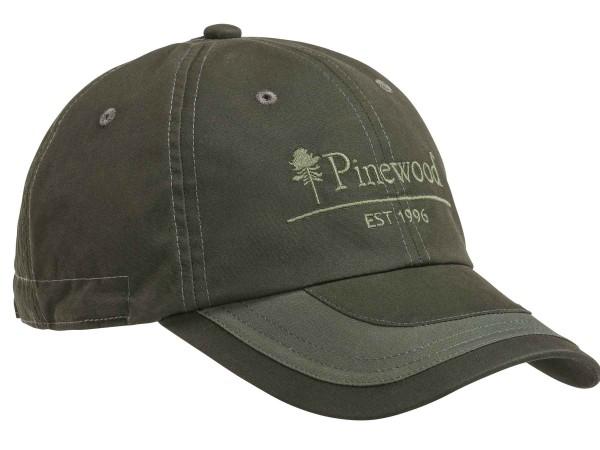 Pinewood Extrem Cap (Moosgrün)