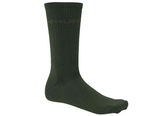Chevalier Liner Socken (Dark Green)