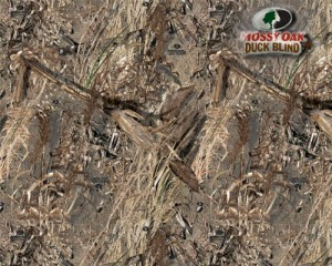 Tarnmuster Mossy Oak Duck Blind