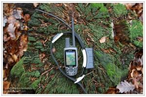 GSP Garmin Astro 220 Hundeortung Handgerät mit Sendehalsband